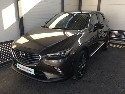 gebraucht Mazda CX-3 CD105 Revolution