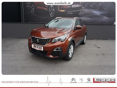 used Peugeot 3008 1,5 BlueHDi 130 S&S 6-Gang Active