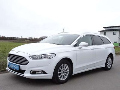 gebraucht Ford Mondeo Traveller Business Plus 2,0 TDCi Aut.