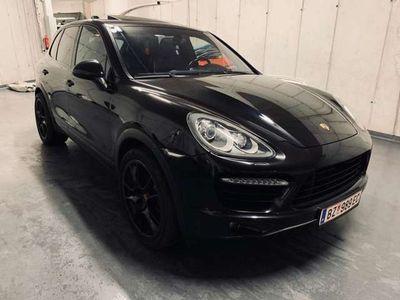 gebraucht Porsche Cayenne Turbo II Aut.