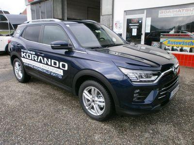 gebraucht Ssangyong Korando 1,6 4WD Premium Aut.