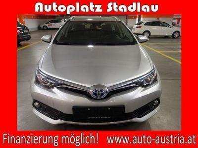 gebraucht Toyota Auris TS 1,8 VVT-i Hybrid Active LEDER RÜCKFAHRKAMERA *