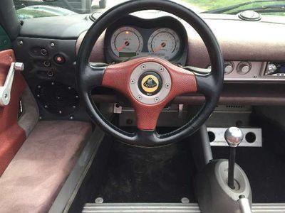 gebraucht Lotus Elise MK II