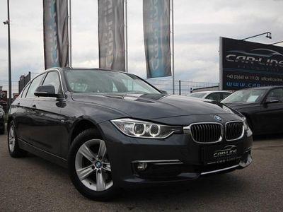 gebraucht BMW 316 d Aut. F30 Limousine|Luxury Line|Navi Business|Par