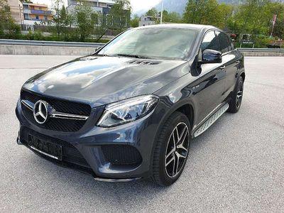 gebraucht Mercedes 350 GLE-Klasse GLE Coupéd 4MATIC Aut. AMG Line SUV / Geländewagen,