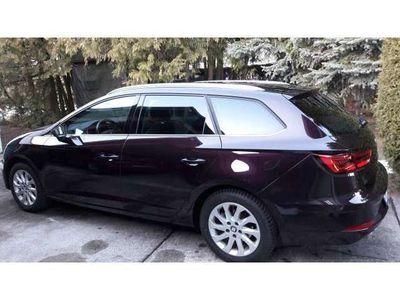 gebraucht Seat Leon ST Xcellence 1,4 TSI ACT Kombi / Family Van,