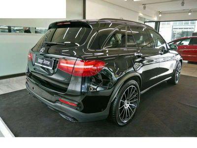 gebraucht Mercedes GLC43 AMG GLC-KlasseMercedes-AMG 4MATIC Aut. auch andere verfügbar SUV / Geländewagen