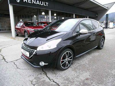 gebraucht Peugeot 208 1,6 THP 200 GTI