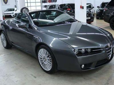 gebraucht Alfa Romeo Spider 2,4 Exclusive JTDM