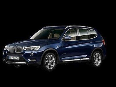 gebraucht BMW X3 xDrive30d Österreich-Paket Aut., Pano-Glasda... SUV / Geländewagen