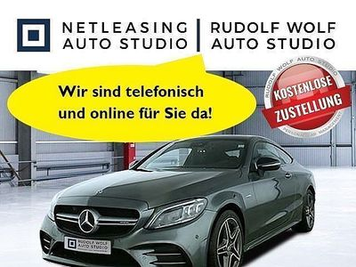 gebraucht Mercedes C43 AMG C-Klasse CoupéAMG Coupe 4MATIC Aut., 390 PS, 2 Türen, Automatik