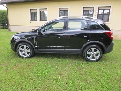 brugt Opel Antara 2,4 Edition SUV / Geländewagen,