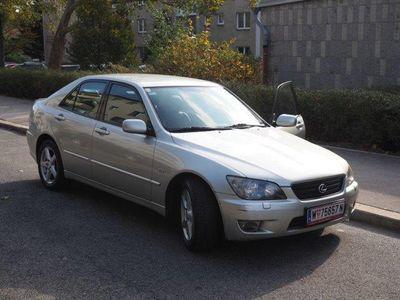 gebraucht Lexus IS200 VIP Aut.