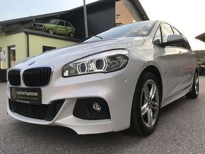 gebraucht BMW 218 Gran Tourer 2er-Reihe d M Sport Aut. Kombi / Family Van,