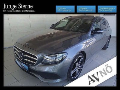 used Mercedes E400 T 4Matic Avantgarde, LED, uvm,...