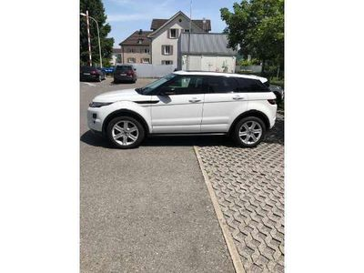 used Land Rover Range Rover evoque Dynamic 2,2 TD4 Aut.