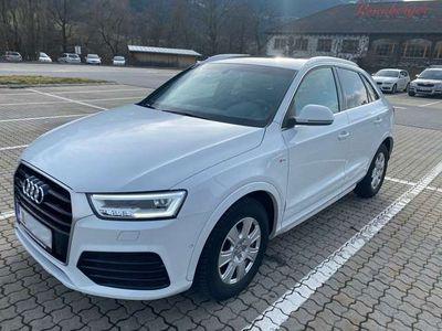 gebraucht Audi Q3 2,0 TDI Design quattro S-tronic