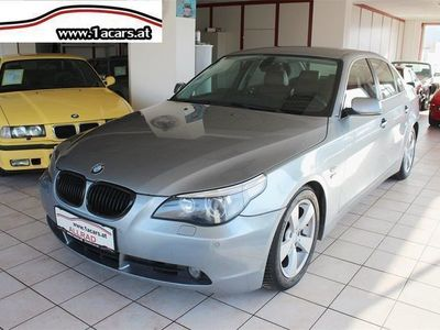 gebraucht BMW 530 xd Oesterr. Paket,Allrad,Leder,Xenon,Navi,Temp.