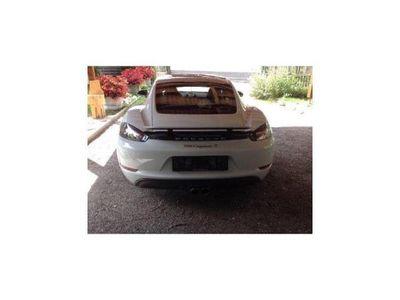 gebraucht Porsche 718 CaymanS DSG