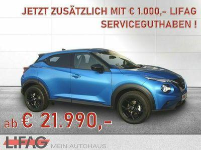gebraucht Nissan Juke NEU 117 Autom. N-Conn. *ab € 21.990-*