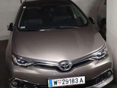 gebraucht Toyota Auris 1,6 D-4D Lounge Klein-/ Kompaktwagen