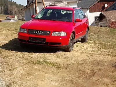 gebraucht Audi A4 Kombi / Family Van