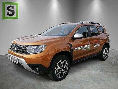 gebraucht Dacia Duster dCi 115 S&S 4WD Prestige, 116 PS, 5 Türen, Schaltgetriebe