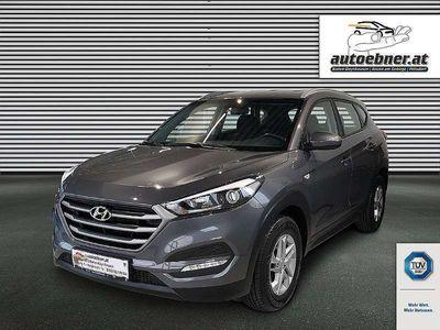 gebraucht Hyundai Tucson 1,7 CRDI Start-Stopp Comfort SUV / Geländewagen,