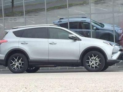 brugt Toyota RAV4 2,5 Hybrid Lounge 4WD Aut. 2018 SUV / Geländewagen,