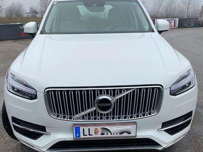 gebraucht Volvo XC90 D5 AWD Inscription SUV / Geländewagen