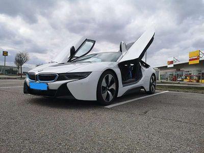 gebraucht BMW i8 Sportwagen / Coupé