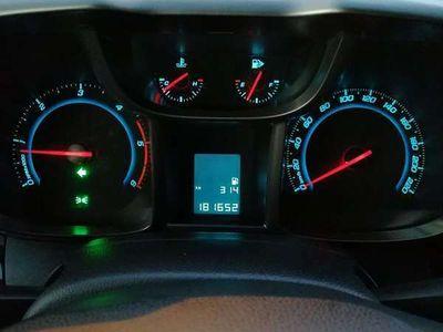 gebraucht Chevrolet Orlando Große Navigation Kombi / Family Van