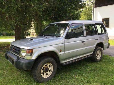 gebraucht Mitsubishi Pajero Wagon 2.8TD GLX SUV / Geländewagen