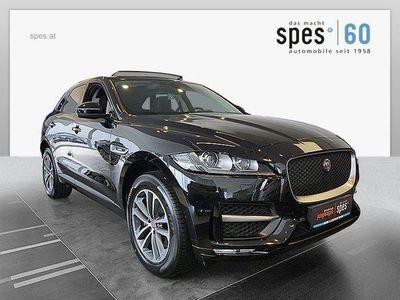 gebraucht Jaguar F-Pace 30d AWD R-Sport