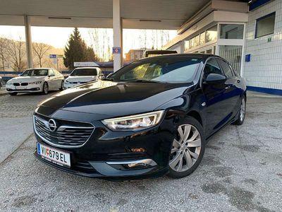 gebraucht Opel Insignia Grand Sport 2,0 Turbo ALLRAD Innovation Limousine