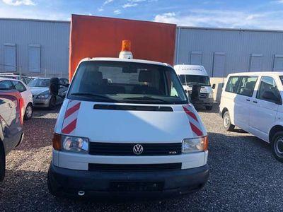 gebraucht VW T4 Kombi Pritsche LR 2,5 tdi