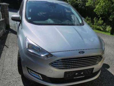 gebraucht Ford C-MAX Titanium 1,0 EcoBoost S/S Kombi / Family Van