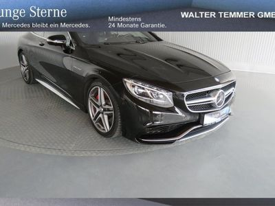 used Mercedes S63 AMG Mercedes-AMG4MATIC Coupé