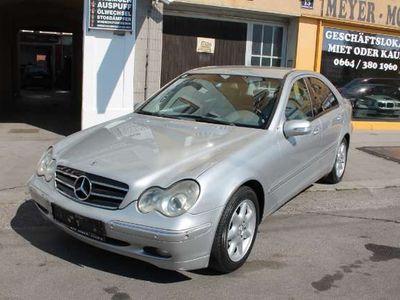 gebraucht Mercedes C270 C 270CDI Automatic Mit Pickerl 2021/03