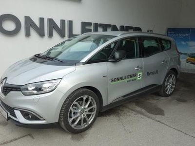 used Renault Grand Scénic Limited Blue dCi 120