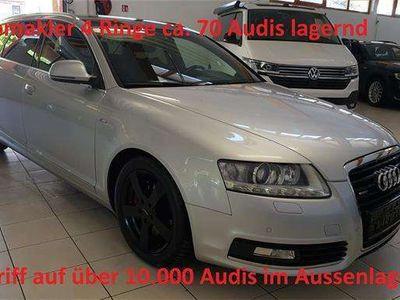 gebraucht Audi A6 Avant 3,0 TDI quattro DPF Tiptronic