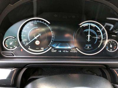 gebraucht BMW 520 5er-Reihe d Kombi / Family Van