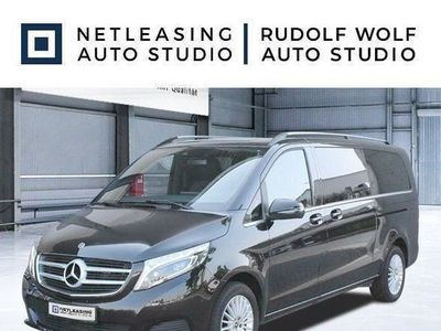 gebraucht Mercedes V250 d Avantgarde 4MATIC extral LED/Park-Assist. BC