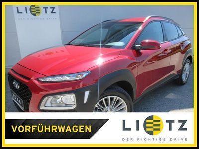 gebraucht Hyundai Kona 1,0 T-GDi 2WD Level 3 Plus, 120 PS, 5 Türen, Schaltgetriebe