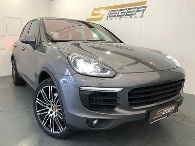 gebraucht Porsche Cayenne S Diesel II FL