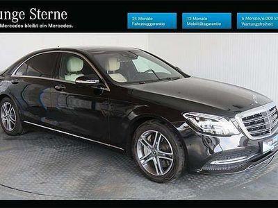 gebraucht Mercedes S400 d 4MATIC Limousine lang