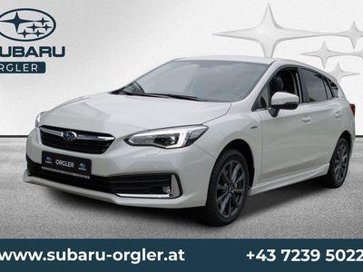 gebraucht Subaru Impreza 20i e-Boxer Style Navi AWD Hybrid CVT Aut