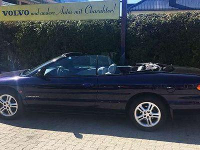 gebraucht Chrysler Stratus Cabrio 2,5 LX Aut.
