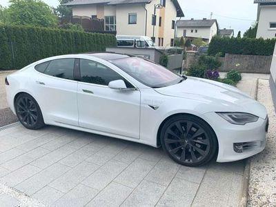 gebraucht Tesla Model S Standard Reichweite