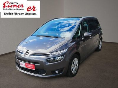 gebraucht Citroën Grand C4 Picasso C4 Picasso BlueHDi 120 S&S EAT6 Intensive Kombi / Family Van